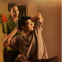 Thai Odyssey - Traditional Thai Massage (120 mins)