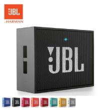 JBL Go Portable Bluetooth Speaker (Black/Blue) Original
