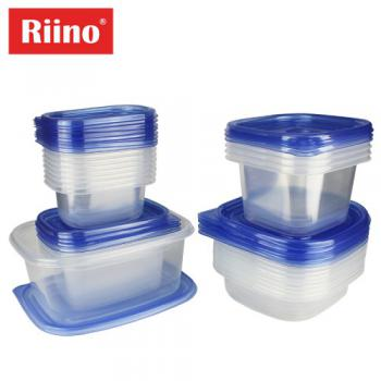 Riino 50PCS Multifunctional Food Container Including Lid - HL-RO-FC50