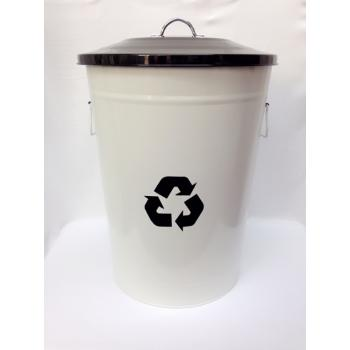 IMAXX - Recycle Metal Dustbin 24.5L (RMD24.5L )