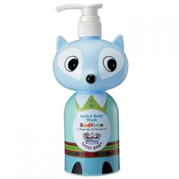 SASSI BABY Comfort Bath & Body Wash [BOY]