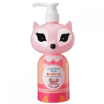 SASSI BABY Bath & Body Wash [GIRL]