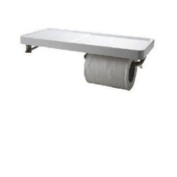 ## LZ -7806 [LEVANZO] S/S SHELF W/TOILET PAPER HOLDER