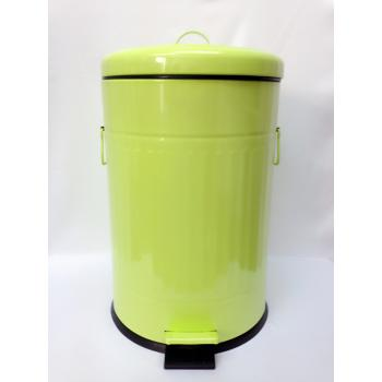IMAXX - Soft Close Metal Dustbin 20L
