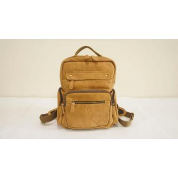 ( QD2035 ) CEVE ORIGINAL LEATHER BACKPACK