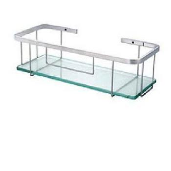 ## LZ-8014G-320 [LEVANZO] RECTANGLE BASKET W/GLASS