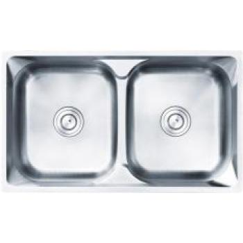 ## Levanzo Kitchen Sink SUS304 D8046(Silver)