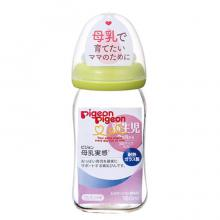Pigeon Wide Neck Bottle Glass 160ml Japan Quality Made in Japan