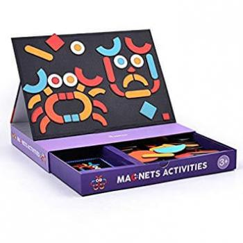 MiDeer Magnetic Board Education Puzzle - Activity