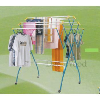 12 Bars Outdoor Clothes Hanger