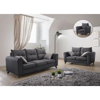 Bella Raine 1+2+3 Seater Sofa Relax TV Chair  JJ8233