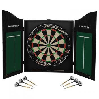 """Sports :: Dunlop Apex Home Darts / Dartboard Set - Professional Tournament Size"