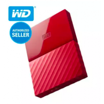 """Gadgets :: WD My Passport Lumen 1TB Portable Hard Disk USB 3.0"