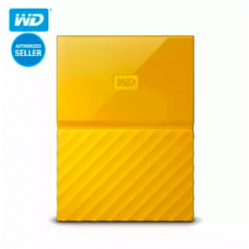"""GADGETS :: WD My Passport Lumen 4TB Portable Hard Disk USB 3.0"