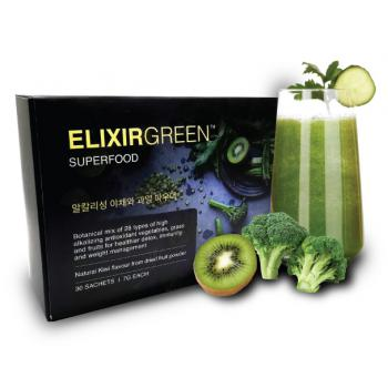 ELIXIRGREEN - SUPERFOOD (BUY 3 BOXES FREE 1 BOX)