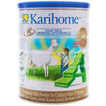 KARIHOME GROWING UP FORMULA STEP 3 (OVER 12 MTHS FORMULA) 900g (2 Tins)