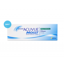 1-DAY ACUVUE® MOIST MULTIFOCAL (Daily Disposable Contact Lens)