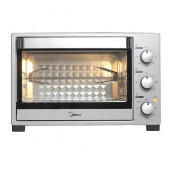 Midea Oven Toaster MEO-32Z25 (32L) - Multi Heating Function, Timer Option