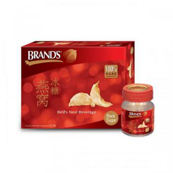 BRAND'S® Bird's Nest with Rock Sugar 4's x 70g x 2 boxes