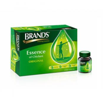 BRAND'S® Essence of Chicken 6's x 70g x 2 boxes
